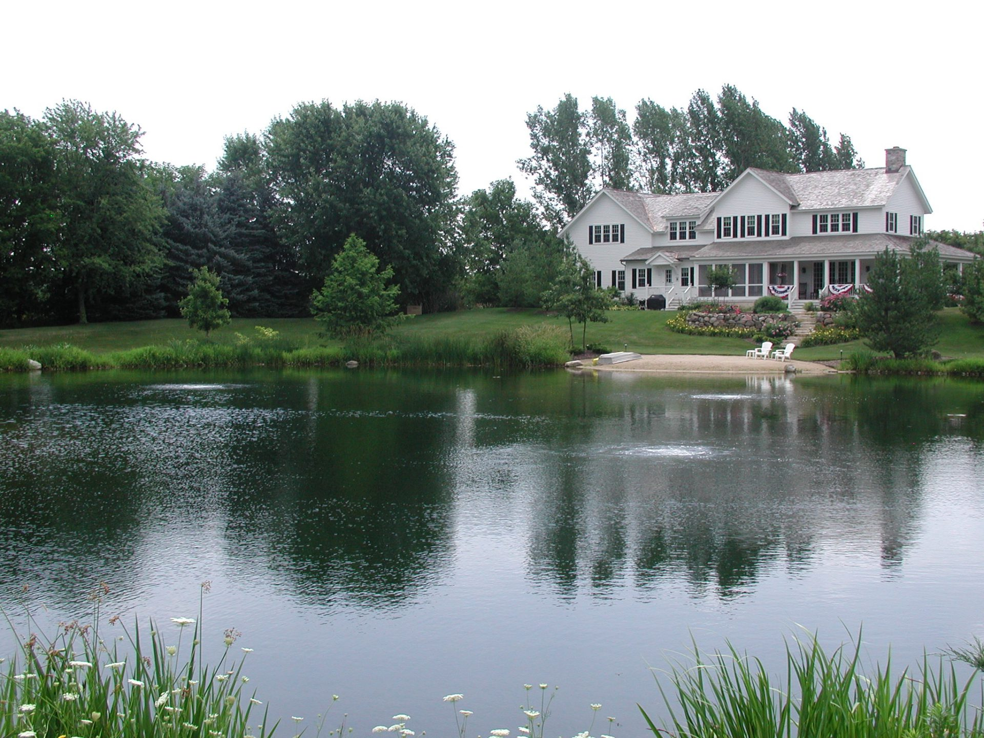 How Much Does A Pond Cost Wisconsin Lake Pond Resource